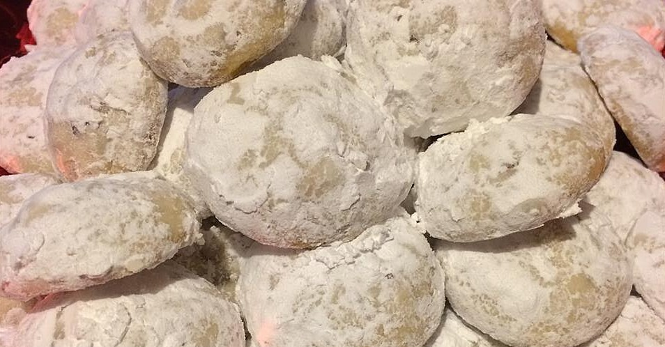 Great Grandma's Nut Butter Balls